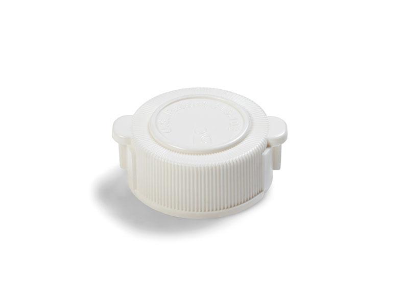 Afbeelding van Afsluitdop wit