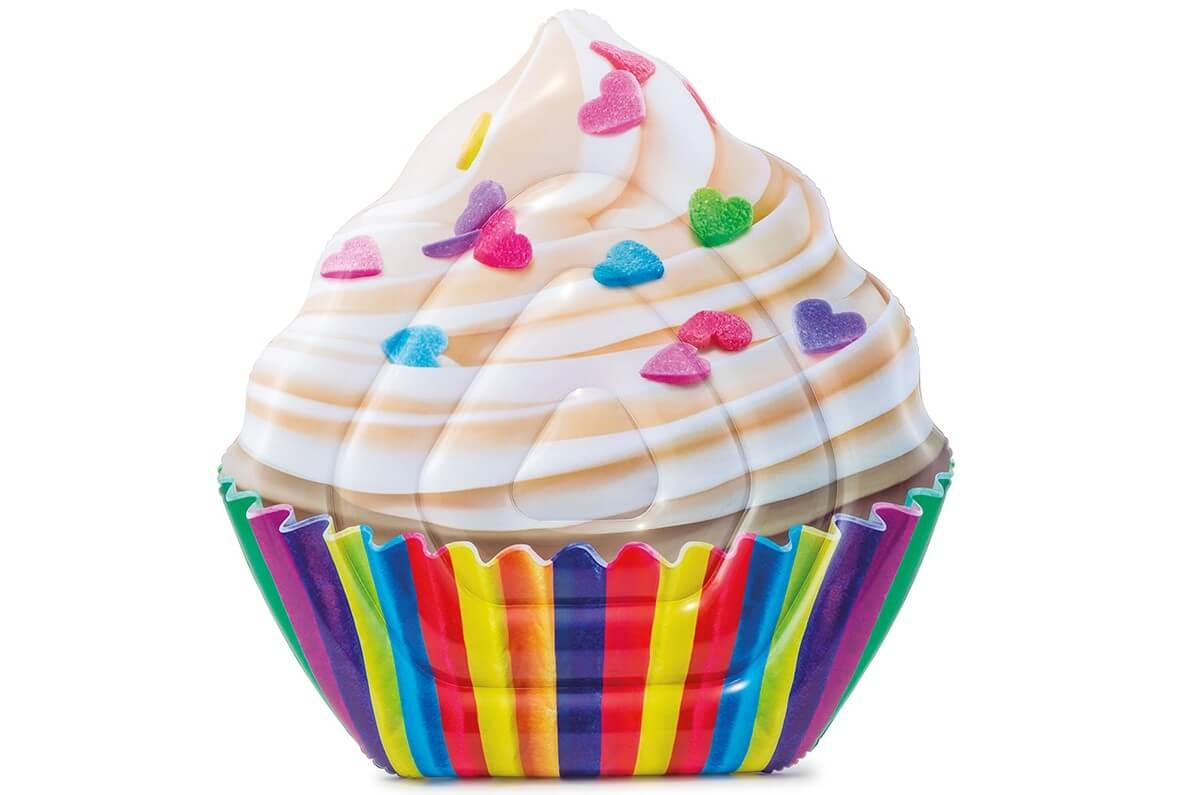 Afbeelding van Cupcake luchtbed