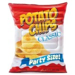 Chips luchtbed