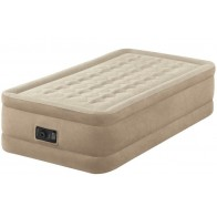 Intex Ultra Plush luchtbed - eenpersoons