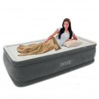 Intex Comfort Plush Elevated - eenpersoons
