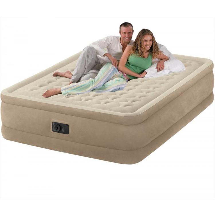 Intex Ultra Plush Bed Online Bij Luchtbedplaza