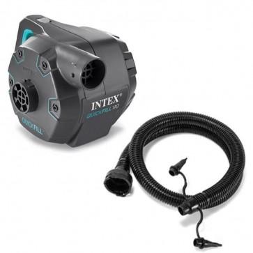 Intex elektrische opblaaspomp met slang