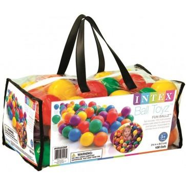Intex speelballen klein