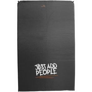 zwarte Easy Camp Siesta Mat 10 cm