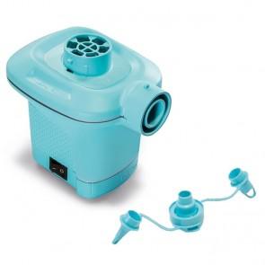 Intex elektrische opblaaspomp, met verschillende mondstukken