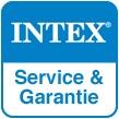Garantie luchtbed Intex
