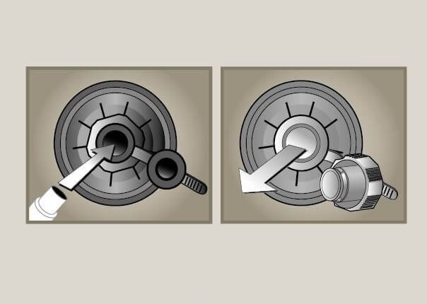 2-in-1 ventiel